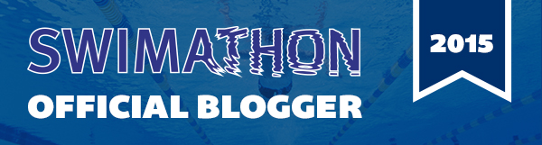 official swimathon blogger
