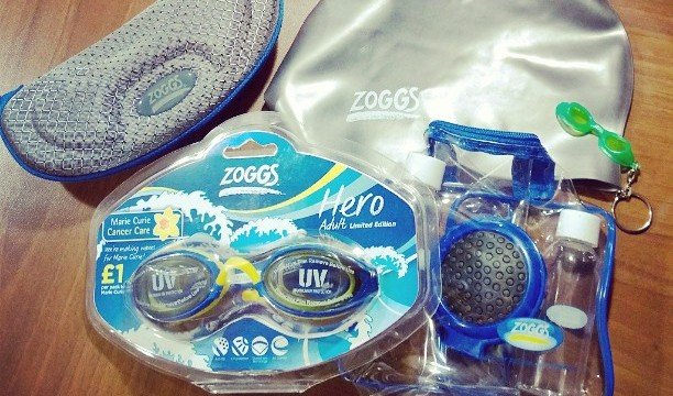 Swimathon Updates: Gearing up with Zoggs!