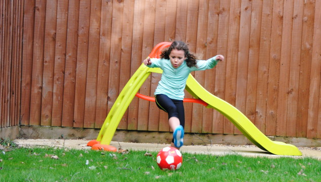 Keep Fit With Your Children This Easter Holiday