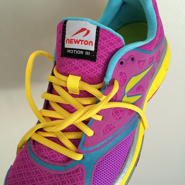 Newton Motion III running shoes