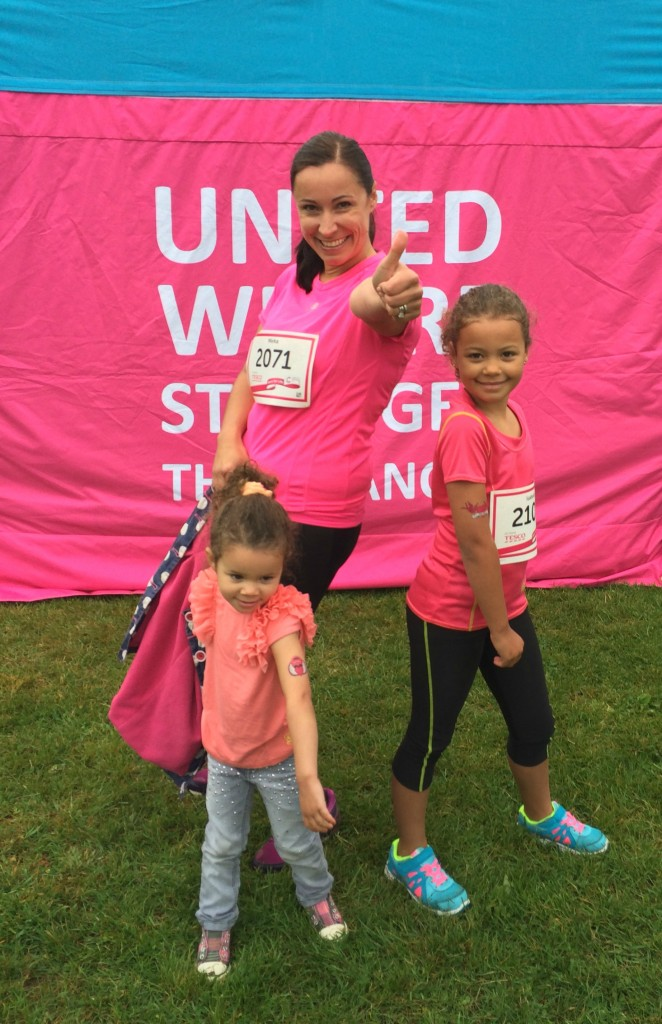 race for life watford 2015 5km