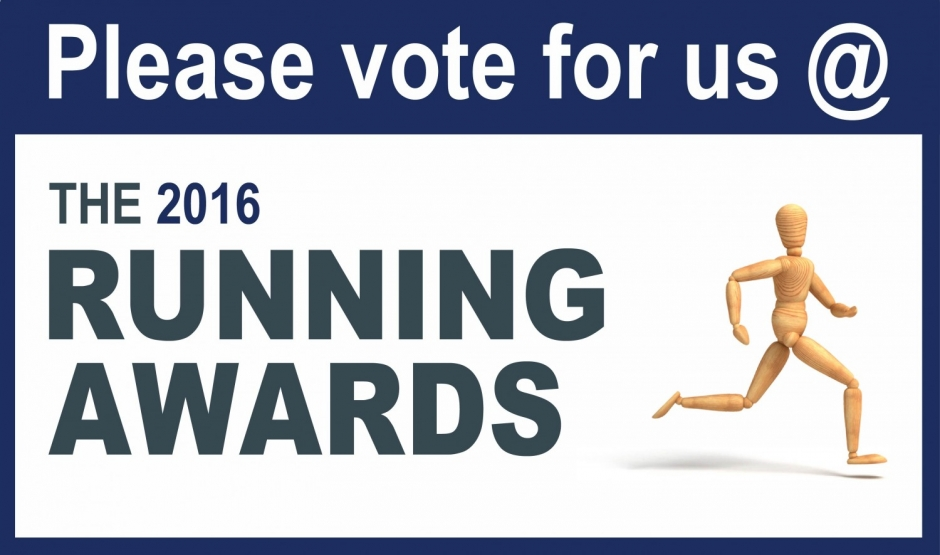running awards 2016