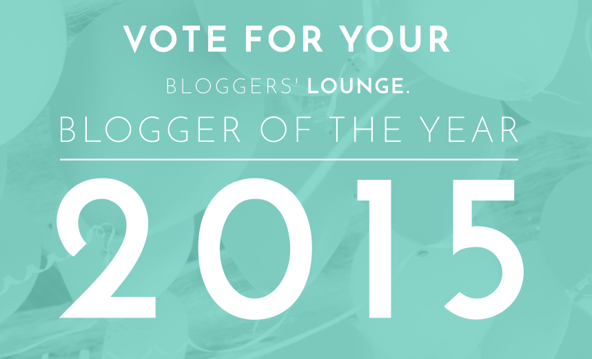 Bloggers Lounge Awards 2015