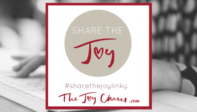 Share the Joy link up #30