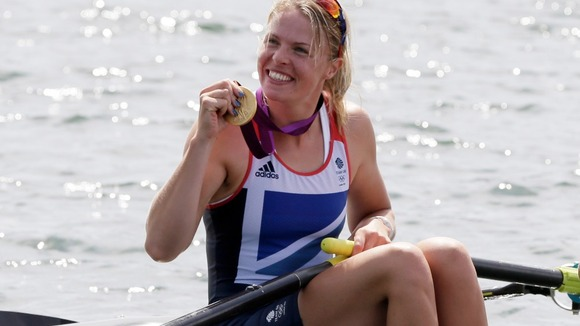 Getting Back on the Water with Anna Watkins, Gold Medallist & New Mum!