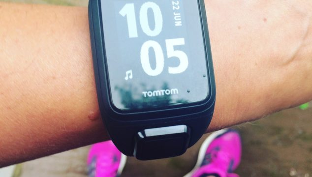 Running Faster with TomTom Spark Cardio + Music GPS Fitness Watch