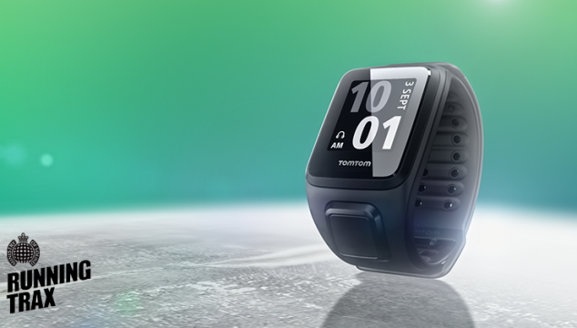 Win TomTom Spark Cardio + Music GPS Fitness Watch Worth £189.99 #FitnessTuesday
