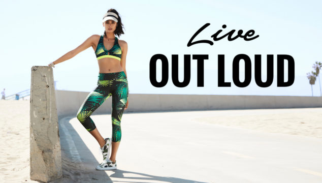 Live Out Loud: Fabletics New Collection