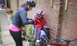 Cycling with a Toddler! #FitnessTuesday