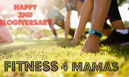 Win TomTom TOUCH Fitness Tracker Worth £129.99 to Celebrate 2nd Blogiversary of Fitness 4 Mamas