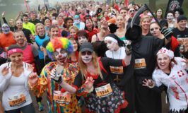 Trick or Treat Run London #FitnessTuesday