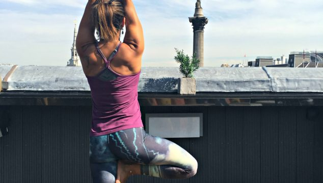 One Day Urban Yoga Retreat with Zaz #FitnessTuesday