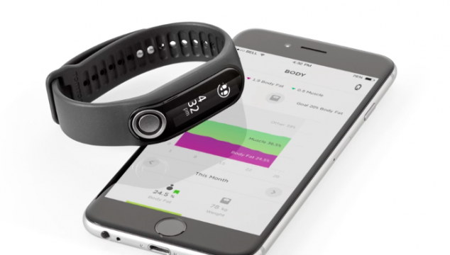 TomTom Touch Fitness Tracker – Analyse What Your Body is Made of #FitnessTuesday