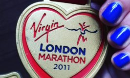 The London Marathon #LondonMarathon #FitnessTuesday