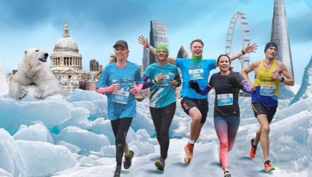 London Winter Run 2018 #WinterRun