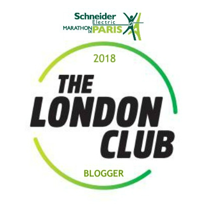 Paris marathon 2018 London Club