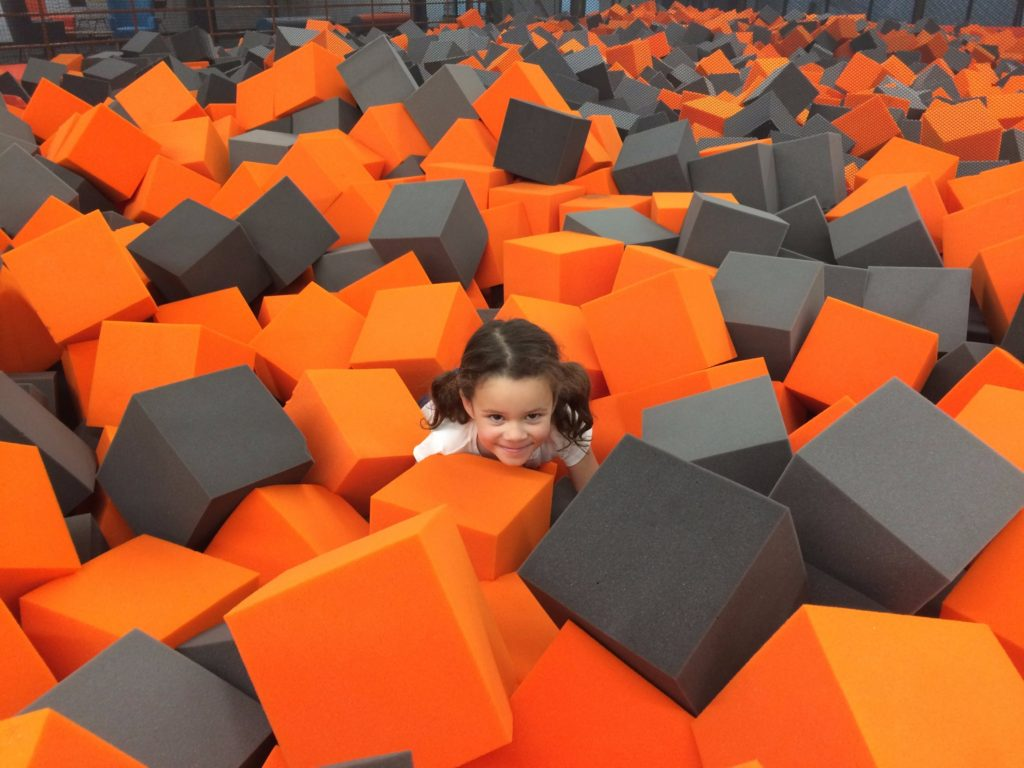 Better Extreme Trampoline Park Launch