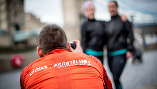 ASICS London Nimbus Run #IMOVEME