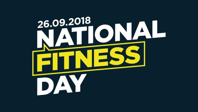 Join Me on National #FitnessDay 2018 #Fitness2Me