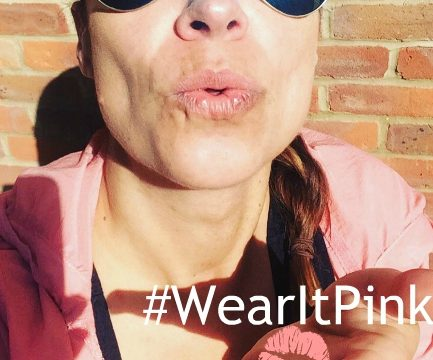 Breast Cancer Awareness Month – Join Me on 19.10.18 #WearItPink