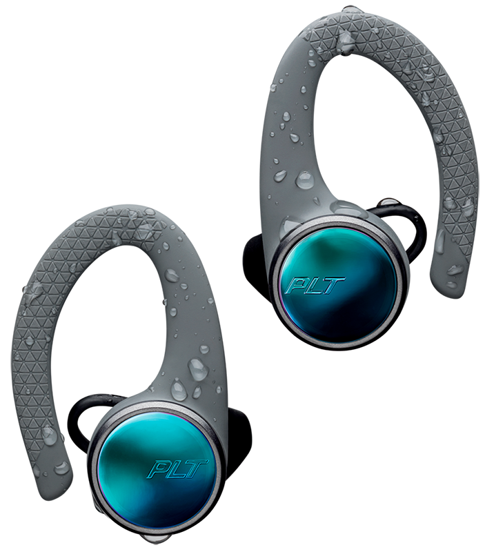 Running with BackBeat Fit 3100 Wireless Headphones - Fitness 4 Mamas