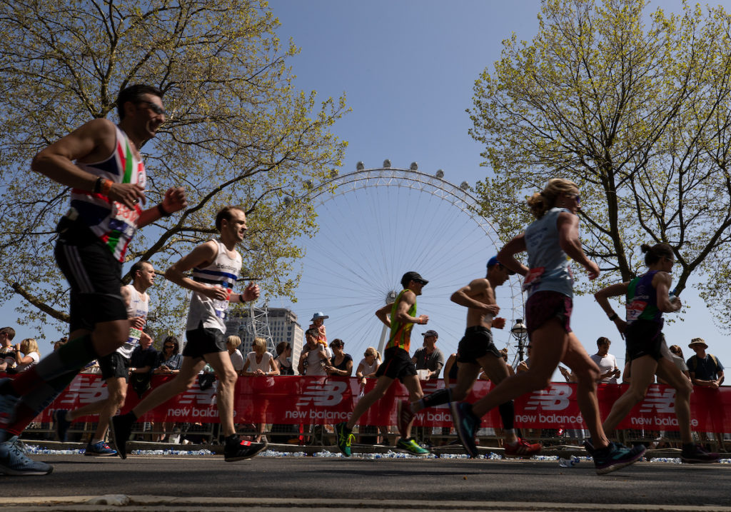 credit London Marathon Events