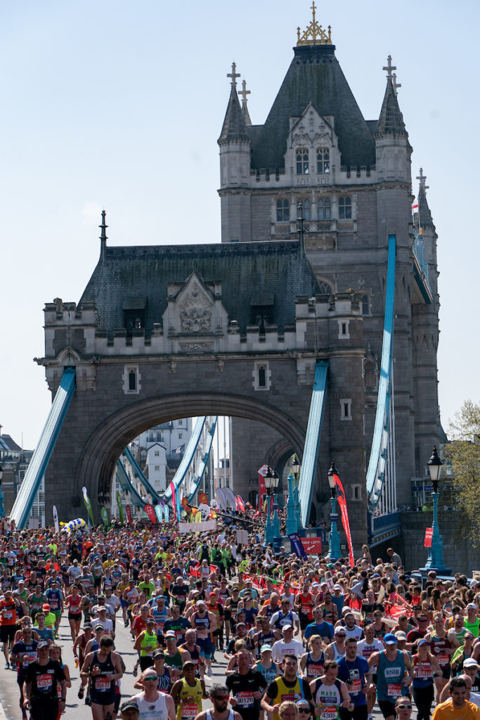 Virgin Money London Marathon_Tower Bridge