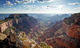Grand Canyon (North Rim) - Cape Royal Credit: ©Stephen Yelverton Photography/Getty Images