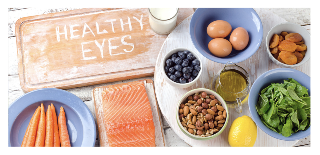 top 5 eye health superfoods